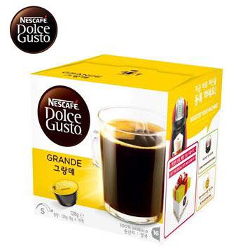 雀巢咖啡膠囊-美式醇郁濃滑咖啡(美式醇郁濃滑咖啡)