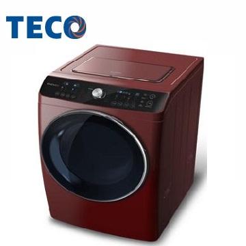 東元 13公斤洗脫烘變頻滾筒洗衣機(WD1366HR)