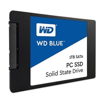 【1TB】WD SSD Blue系列-2.5 固態硬碟(SATA3)(WDS100T1B0A)