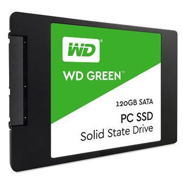 【120G】WD SSD Green系列-2.5 固態硬碟(SATA3(WDS120G1G0A)