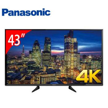 【展示機】Panasonic 43型六原色4K智慧聯網顯示器(TH-43EX600W(視175744))