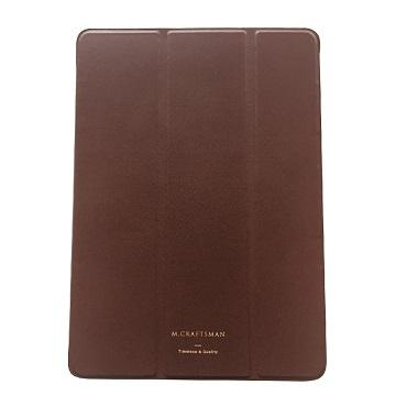 【9.7】M.CRAFTSMAN iPad極輕薄保護套-棕(DT(L)iP2017BR)