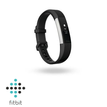 【L】Fitbit Alta HR 心率監測手環-黑
