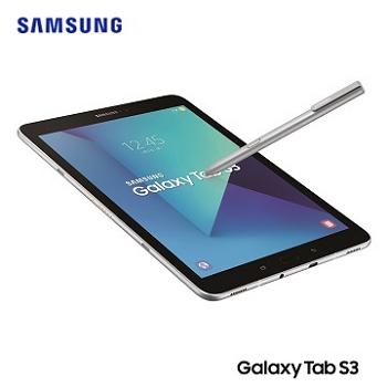 """【WiFi版】SAMSUNG Galaxy Tab S3 9.7""""平板電腦 銀色(SM-T820NZSABRI)"""