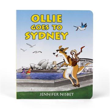 OtterBox 旅遊故事書-雪梨(OLLIE-STORYBOOK-SYD)