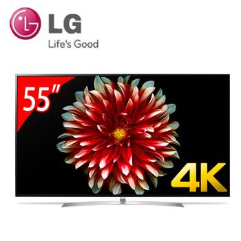 LG 55型 4K OLED智慧聯網電視(OLED55B7T)