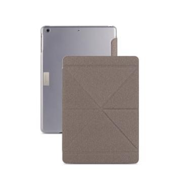 【iPad 9.7】moshi VersaCover 保護套-灰(99MO056021)