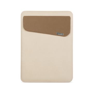 【13】moshi Muse MacBook 13/iPad Pro保護內袋-米(99MO034715)