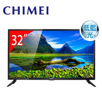 CHIMEI 32型HD低藍光顯示器(含電視訊盒)