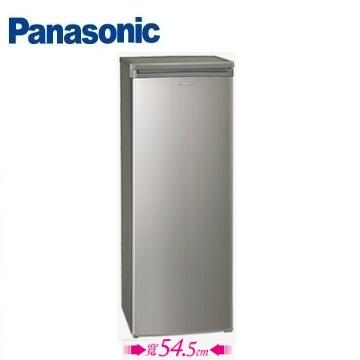 Panasonic 175公升直立式冷凍櫃(NR-FZ188-S)