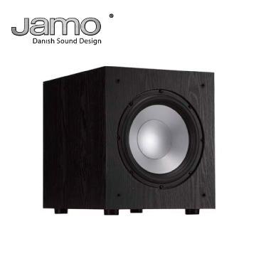 JAMO 超重低音喇叭(J10 SUB-黑)