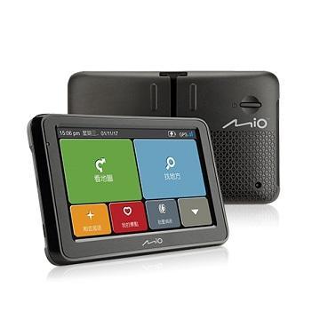 Mio NaviNext S50 5吋GPS專利動態預警聲控導航機(NaviNext S50)