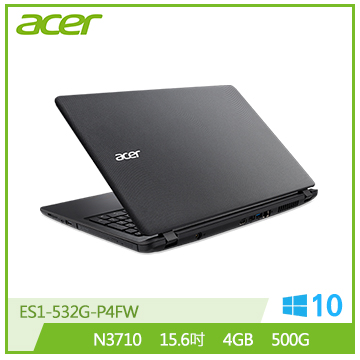 【福利品】ACER ES1-532G N3710 NV920 獨顯筆電(ES1-532G-P4FW)