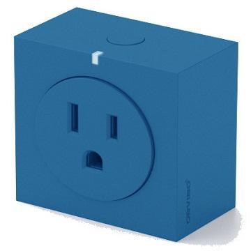 ORVIBO WIFI智能插座(藍)