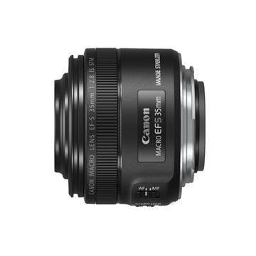 Canon EF-S 35mm單眼相機鏡頭(EF-S 35mm f/2.8 Macro IS)