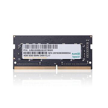 【4G 】宇瞻 Apacer So-Dimm DDR4-2400