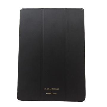 【iPad Pro 10.5】M.CRAFTSMAN 極輕薄保護套-黑(DT(L)iPP10.5-BK)