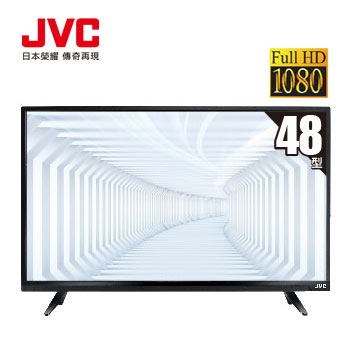JVC 48型 FHD顯示器 (不含電視視訊盒)