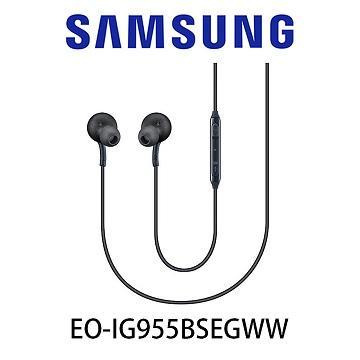 SAMSUNG AKG 入耳式有線耳機-黑