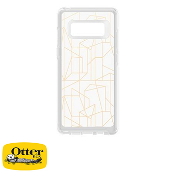 【Galaxy Note 8】OtterBox Symmetry Clear 防摔殼