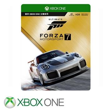 【終極版】XBOX ONE 極限競速7 Forza 7