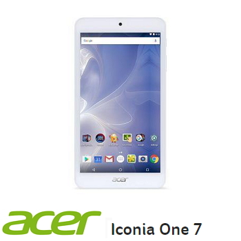 【WiFi版】Acer Iconia One 7 16G 平板電腦 - 白
