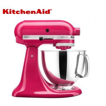 KitchenAid桌上型攪拌機-莓果粉紅