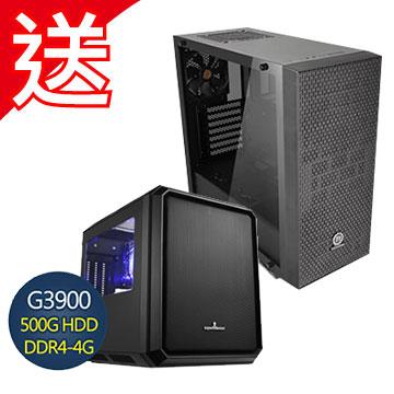 曜越i5-7400GTX1060電競準系統專案機送微星平台文書機