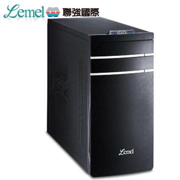 聯強Lemel i7-7700 GT730-4G 8GB-DDR4風雲盟主桌機(LX3-FUH7770-8S1173)