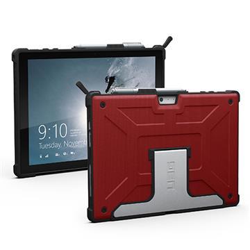 UAG Surface Pro4 耐衝擊保護殼(紅)