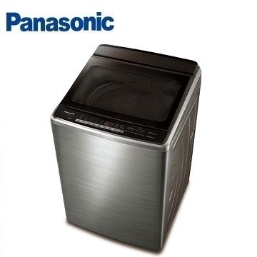 【福利品】Panasonic 16公斤Nanoe X變頻洗衣機(NA-V178EBS-S(不銹鋼))