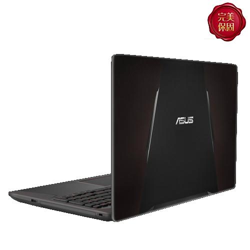 【福利品】ASUS FX553VE 15.6吋電競筆電(i7-7700HQ/GTX 1050/8G)