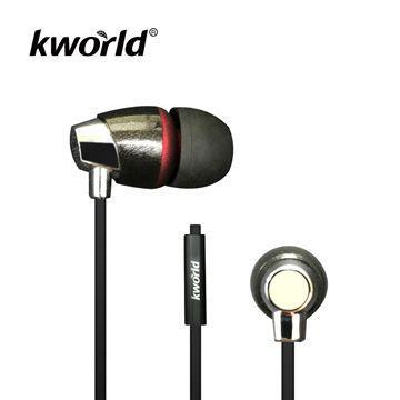 廣寰 KWORLD SS11入耳式電競音樂耳麥(KW-SS11)