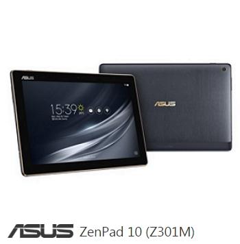 〈福利品〉ASUS ZenPad 10 16G-WIFI/藍(Z301M-1D022A)