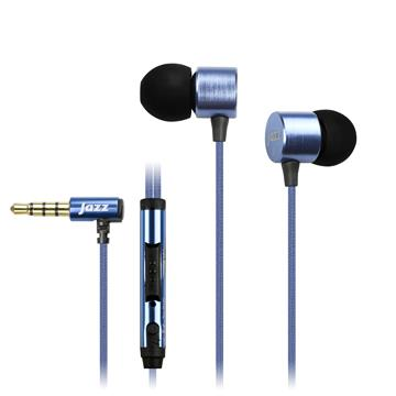 INTOPIC 重低音鋁合金耳機麥克風(JAZZ-I69-N)