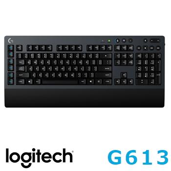 羅技 Logitech G613 無線機械式遊戲鍵盤