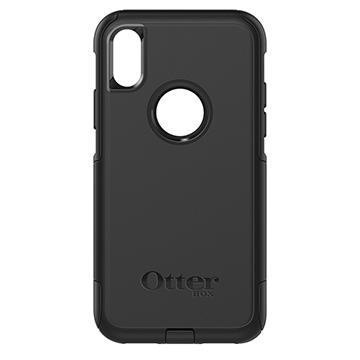 【iPhone X】OtterBox Commuter防摔殼-黑(77-57059)