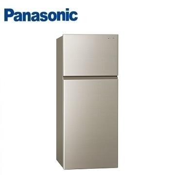 Panasonic 232公升雙門變頻冰箱(NR-B239TV-R(亮彩金))