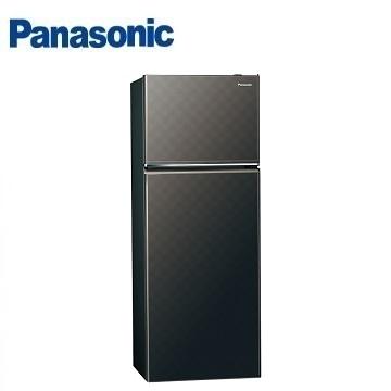 Panasonic 393公升雙門變頻冰箱(NR-B409TV-K(星空黑))