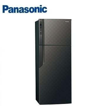 Panasonic 485公升雙門變頻冰箱(NR-B489GV-K(星空黑))
