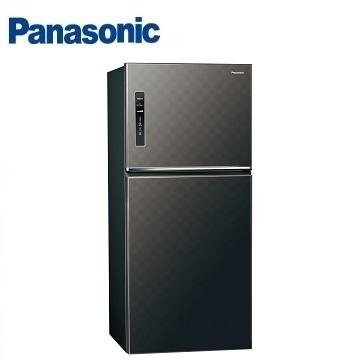 Panasonic 650公升雙門變頻冰箱(NR-B659TV-K(星空黑))