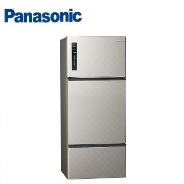 Panasonic481公升三門變頻冰箱