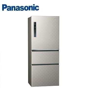 Panasonic 500公升三門變頻冰箱