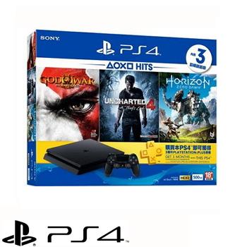 【500G】PS4 HITS Bundle同捆組 2