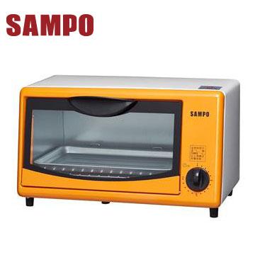聲寶8L電烤箱