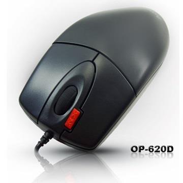 A4 Tech火力鈕靈燕滑鼠(OP-620D USB)