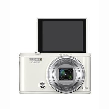CASIOEX-ZR5100WE數位相機-白