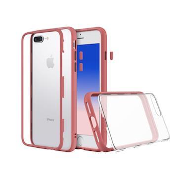 【iPhone8Plus/7Plus】RHINOSHIELD犀牛盾Mod防摔手機殼-山茶紅