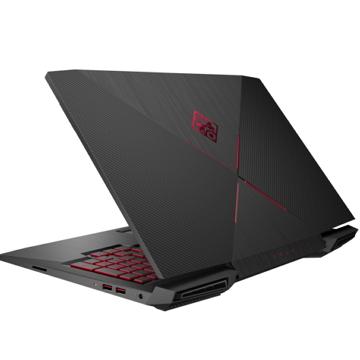 HP OMEN 15.6吋筆電(i7-7700HQ/GTX 1050T/8G/SSD)(Laptop 15-ce078TX)