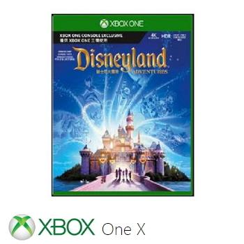 【HD版】XBOX ONE 迪士尼大冒險 Disney Adventures